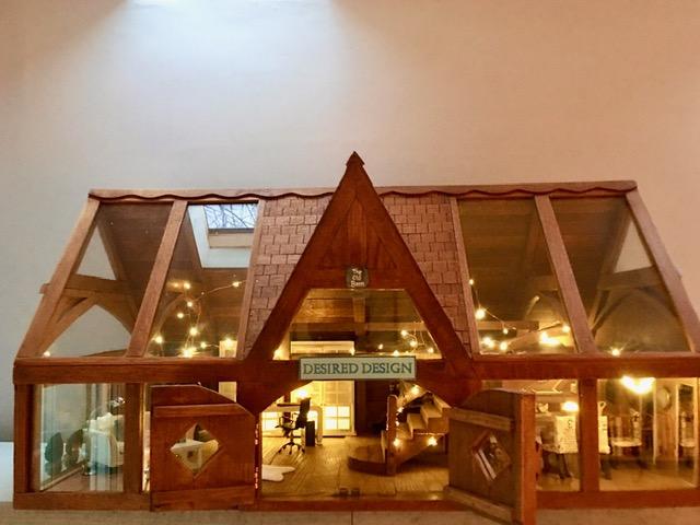 Model Barn Conversion - Exterior